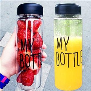 Nhóm Mua - Combo 2 binh nuoc My Bottle va 2 tui vai
