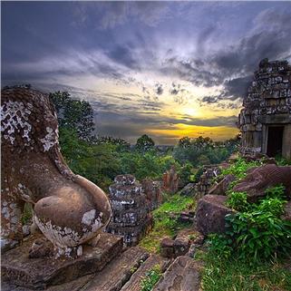 Nhóm Mua - Tour Tet Siem Reap - Phnom Penh - Angkor huyen bi 4N3D