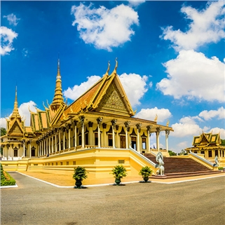 Nhóm Mua - Tour Tet PhnomPenh - Bokor - Sihanoukville, khach san 5* 4N3D