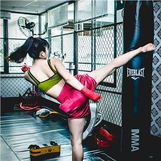 Nhóm Mua - Tap luyen kick boxing khong gioi han thoi gian - 3F City