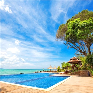 Nhóm Mua - Honeymoon 3N2D tai Chez Carole Resort Phu Quoc tieu chuan 4*