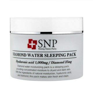 Nhóm Mua - Mat na ngu Kim Cuong Diamon Water Sleeping Pack