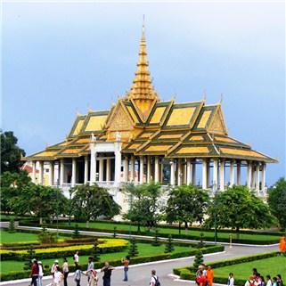 Nhóm Mua - Tour kham pha Angkor huyen bi - Siem Reap - Phnom Penh 4N3D