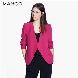 Nhóm Mua - Ao khoac vest MANGO chinh hang - mau hong 41057600