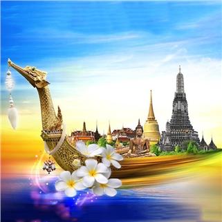 Nhóm Mua - Tour don nam moi -Thai Lan-Bangkok-Pattaya-Baiyoke Sky 5N4D