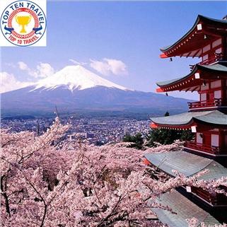 Nhóm Mua - Tour du xuan Nhat Ban - Tokyo - Osaka 5N5D