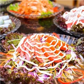 Nhóm Mua - Buffet Lau - Nuong tha ga + tang pepsi tai Nha Hang Sami