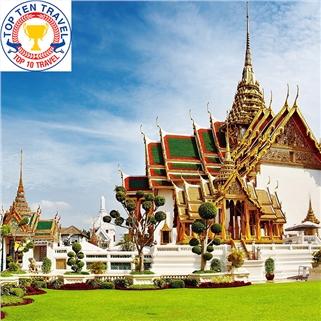 Nhóm Mua - [Tour Tet] Bangkok-Buffet 86 tang-Pattaya 5N4D (tron goi)