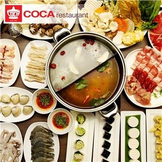 Nhóm Mua - Buffet Lau Thai Suki danh cho 01 nguoi tai Nha hang Coca Suki