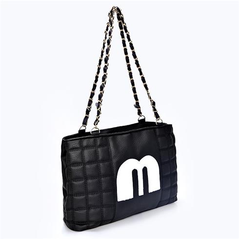 Túi xách thời trang M Sky đen MS06