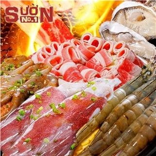 Nhóm Mua - Buffet lau va nuong khong khoi tai Nha hang Suon No.1