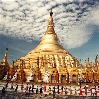 Nhóm Mua - Tour Myanmar - Yangon - Bago - Golden Rock 4N3D - KS 3*