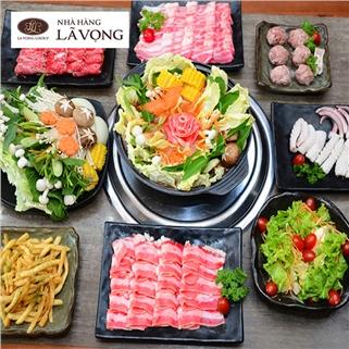 Nhóm Mua - Buffet lau nam hai san tai Sashimi BBQ - Tap doan La Vong