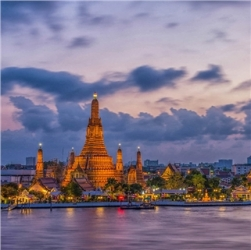 Nhóm Mua - Tour Tet AL Thai Lan-Bangkok-Pattaya 5N4D(gom ve may bay)