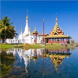 Nhóm Mua - Tour don tet Myanmar Yangon - Bago - Chua Vang 4N3D tron goi