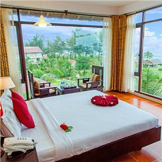Nhóm Mua - Fiore Healthy Resort Phan Thiet 4* + an sang + foot massge