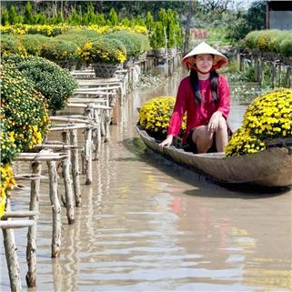 Nhóm Mua - Tour Tet AL Xeo Quit - Chua La Sen - Lang Hoa Sa Dec 1 ngay