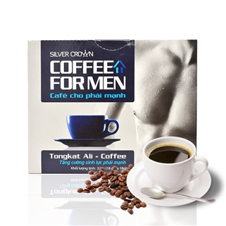 Nhóm Mua - Coffee For Men tang cuong sinh luc phai manh 324gr