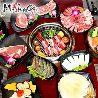 Nhóm Mua - Buffet lau nuong Nhat - Han cho 2 nguoi - Nha hang MISHAGI