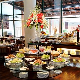 Nhóm Mua - Buffet Dinner tet am lich tai Khach san PARKROYAL SaiGon
