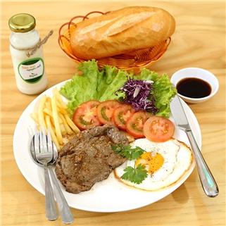 Nhóm Mua - Tong hoa don thuc an, nuoc uong - Dong Xanh Cafe (tru combo)