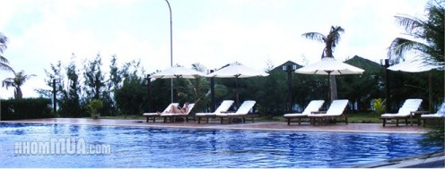 SEALION BEACH RESORT SPA II
