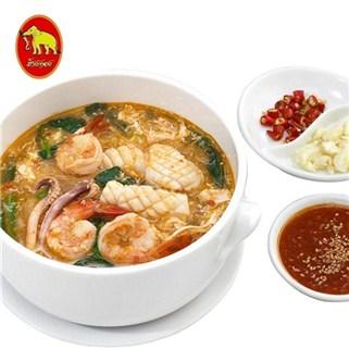 Nhóm Mua - Kham pha am thuc Thai Lan dac sac tai Nha hang Con Voi Vang