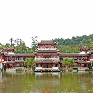 Nhóm Mua - Tour Trung Quoc: Ha Noi - Nam Ninh - Thanh Tu 3N2D