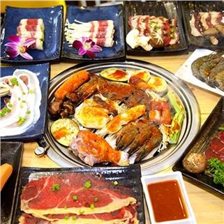 Nhóm Mua - Buffet trua bo My, lau hai san, free kem - HongKong Town