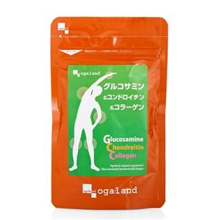 Nhóm Mua - Glucosamine Collagen Type 2 (Ogaland Nhat Ban) 90 vien