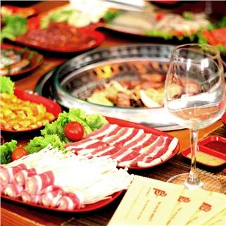 Nhóm Mua - Buffet nuong ngon tai F3 BBQ - Tri an khach hang