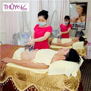 Nhóm Mua - Giam mo khong phau thuat Cryolipolysis+ Laser- TMV Thuy Venus