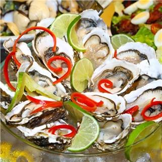 Nhóm Mua - Buffet BBQ, SuShi hon 50 mon - Wabar Saigon (Ap dung Le )