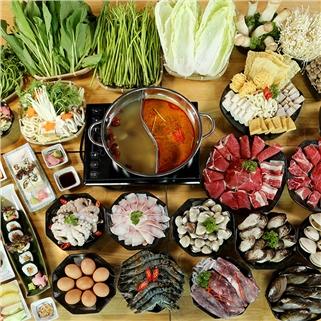 Nhóm Mua - Buffet toi Bo My, Sushi va Lau Nhat Han tai Stone Bowl
