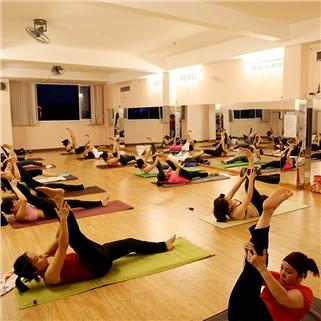 Nhóm Mua - 12 buỏi Yoga+Zumba+Gym - Trẻ Khỏe Dẹp Fitness Center va Spa