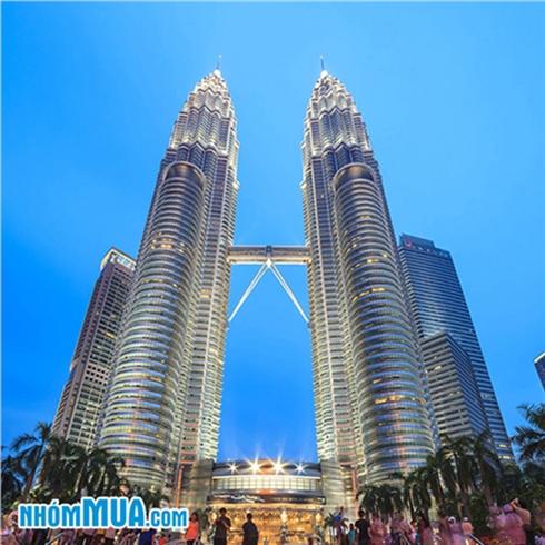 Tour hành trình xuyên quốc gia Singapore - Malaysia 5N4Đ