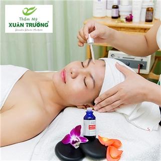 Nhóm Mua - Chay vitamin C - Giai phap cho lan da sang tai Xuan Truong