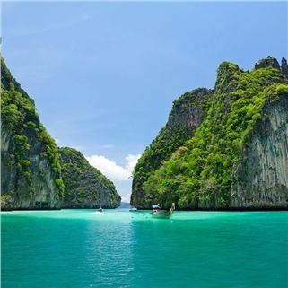 Nhóm Mua - Tour Thai Lan 5N4D - Bangkok - Lan ngam san ho dao Coral