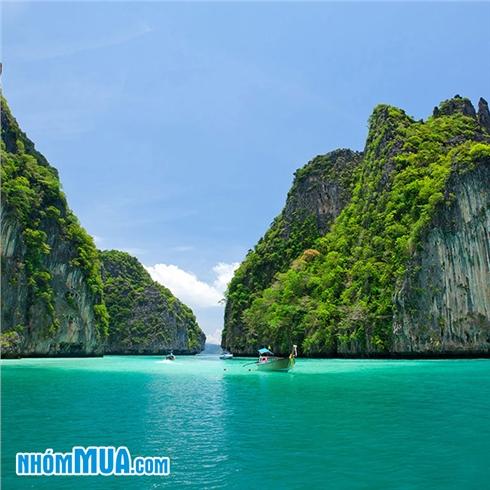 Tour Thái Lan 5N4Đ - Bangkok - Lặn ngắm san hô đảo Coral