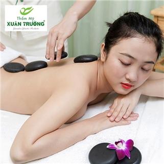 Nhóm Mua - Massage body da nong 60 phut tai Xuan Truong Spa (mien tip)