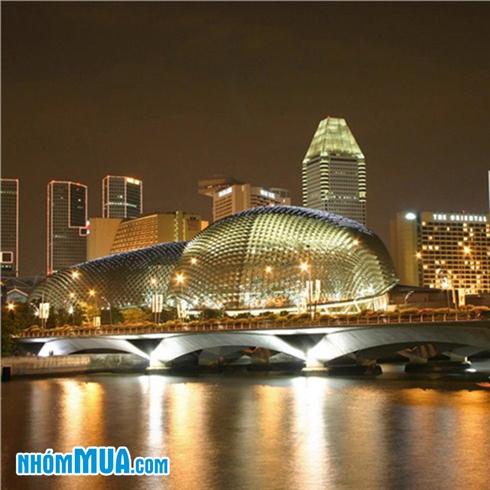 Tour Singapore – Malaysia 6N5Đ (Bao gồm vé máy bay khứ hồi)