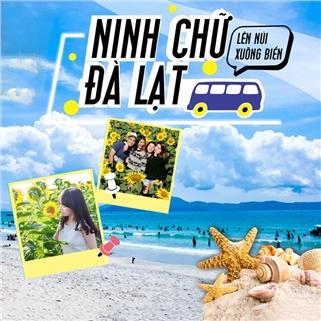 Nhóm Mua - Tour Co Thach – Vinh Vinh Hy – Da Lat 4N3D gia sieu tiet kiem