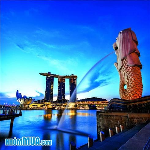 Tour Hà Nội - Singapore - Malaysia 6N5Đ (bao gồm vé khứ hồi)