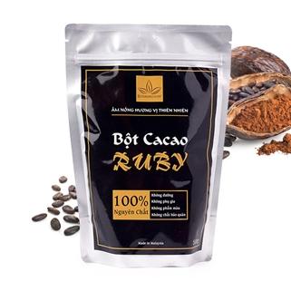 Nhóm Mua - Bot cacao nguyen chat Ruby nhap khau Malaysia (500g hoac 1kg)