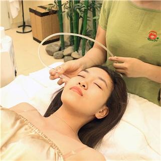 Nhóm Mua - Thanh loc co the bang Vitamin trai cay tuoi tai Hana Spa