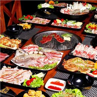 Nhóm Mua - Buffet Nuong tai Nha Hang Suon No.1 -(Menu moi hap dan)