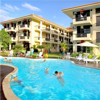 Nhóm Mua - Phu Thinh Boutique Resort va Spa Hoi An 4*_ Bua Sang+Trua/Toi