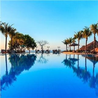 Nhóm Mua - Melon Resort Mui Ne 4 * bao gom an sang cho 2 nguoi