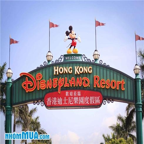 Tour Hà Nội - Hồng Kông – Disney Land 4N3Đ