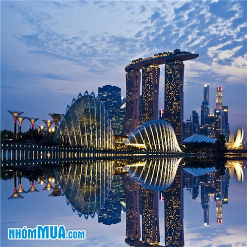Tour Hà Nội - Singapore-Jurong Bird Park giá hot 4 ngày 3 đêm